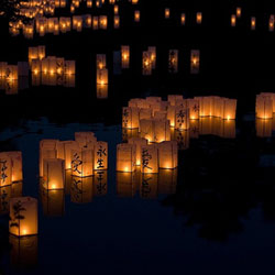 Floating Lanterns Picture